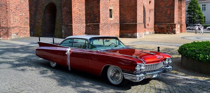 stare samochody amerykańskie