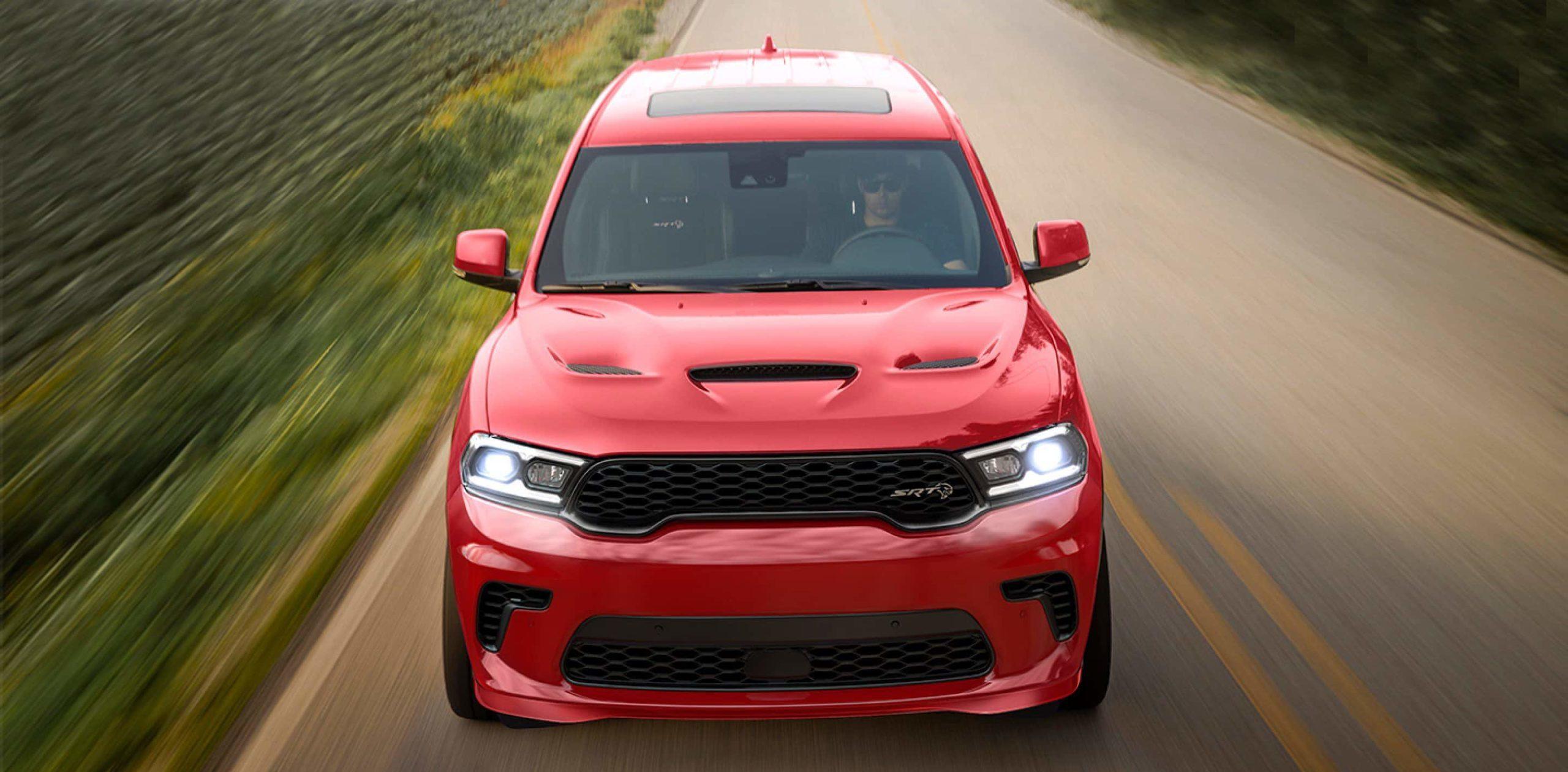 Dodge Durango SRT Hellcat - z piekła rodem